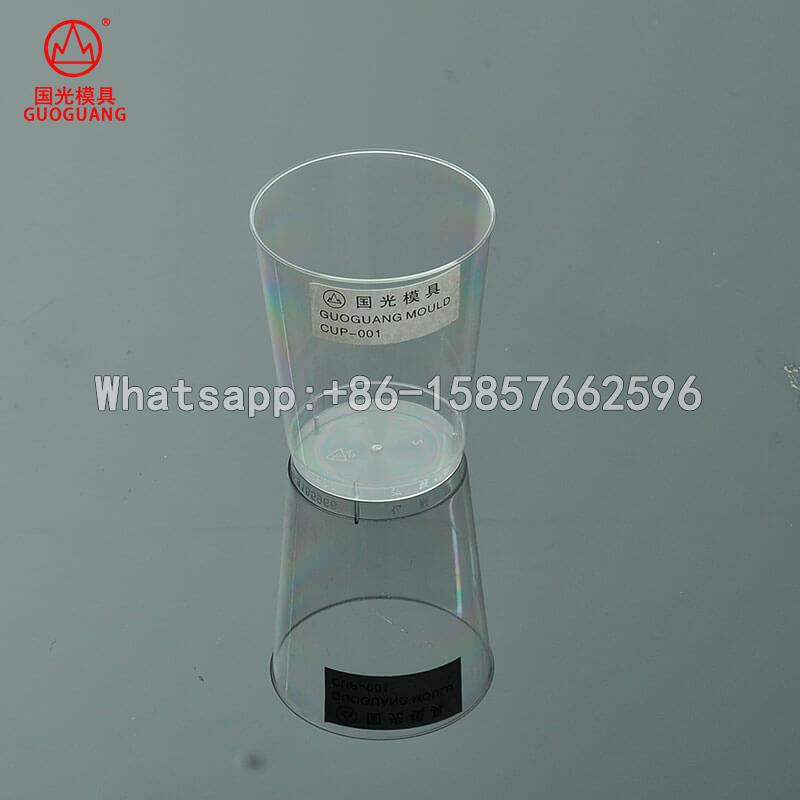 airline cup thin wall PS cup