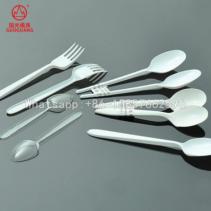 spoon fork knife