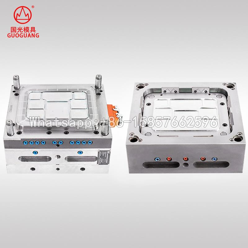 lunch meal restaurant packing box mould manufacture